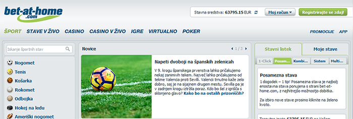 Bet-at-home Slovenija